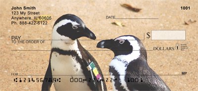 Cool Penguins on Cool Checks
