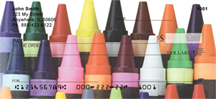 School Crayons Checks