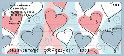 Love and Friendship Personal Checks