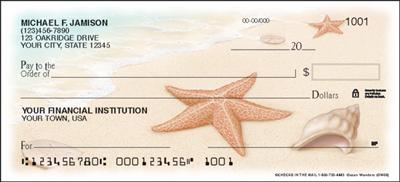 Marine Life Personal Checks