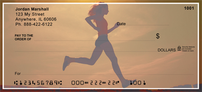 Sports and Sporting Personal Checks